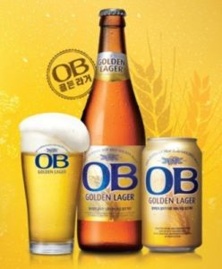 OBビール