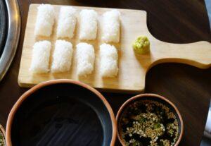 チャドルバギ寿司