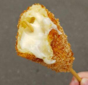 チーズハットグ