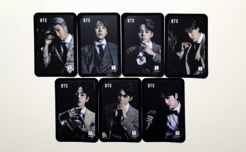 BTSのカード